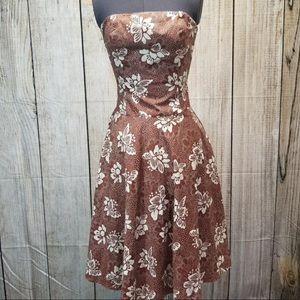 68d99b5b718 Anthropologie Dresses - ANTHROPOLOGIE TABATHA STRAPLESS DRESS SIZE 6